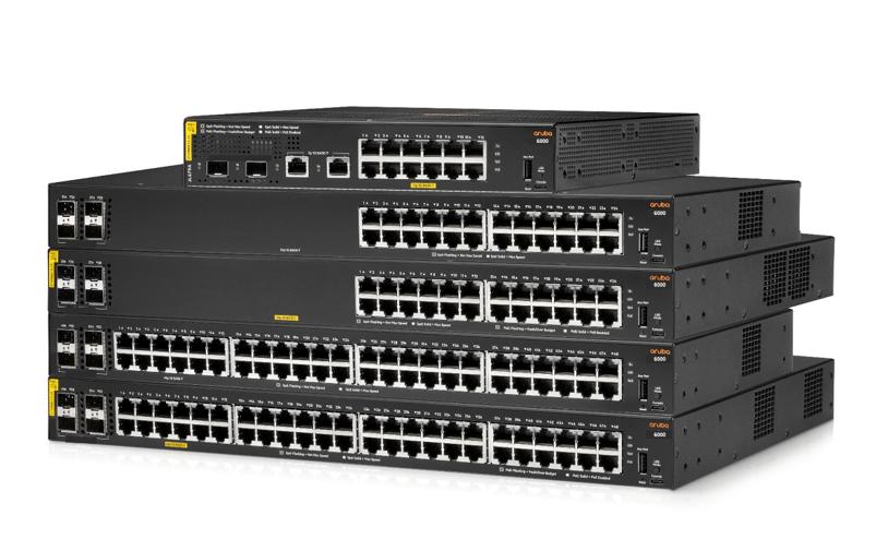 Aruba förbättrar sin nätverksplattform Aruba ESP
