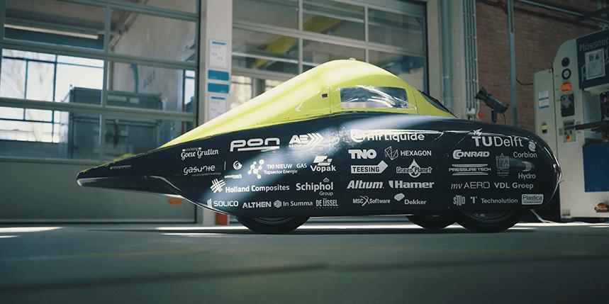 Nytt innovationsprojekt ska ta fram den mest effektiva vätgasbilen