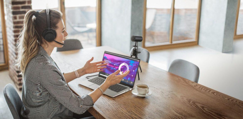 Dell släpper nu intelligenta 4k-webbkamera