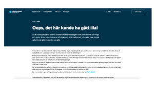 Stöldskyddsföreningen skickade ut bluffmejl – för att informera om digital säkerhet