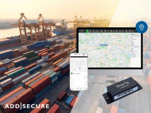 AddSecure lanserar kostnadseffektiv spårning av tillgångar baserat på passiv positionering