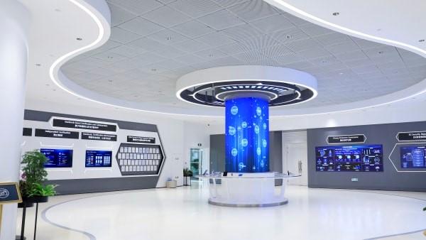 Huawei öppnar ett globalt center för cybersäkerhet och integritetsskydd i Kina