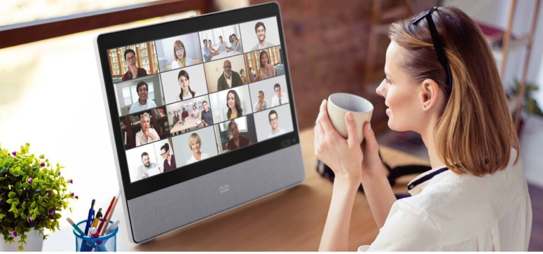 Cisco tar steget in i framtiden med nya Webex Suite