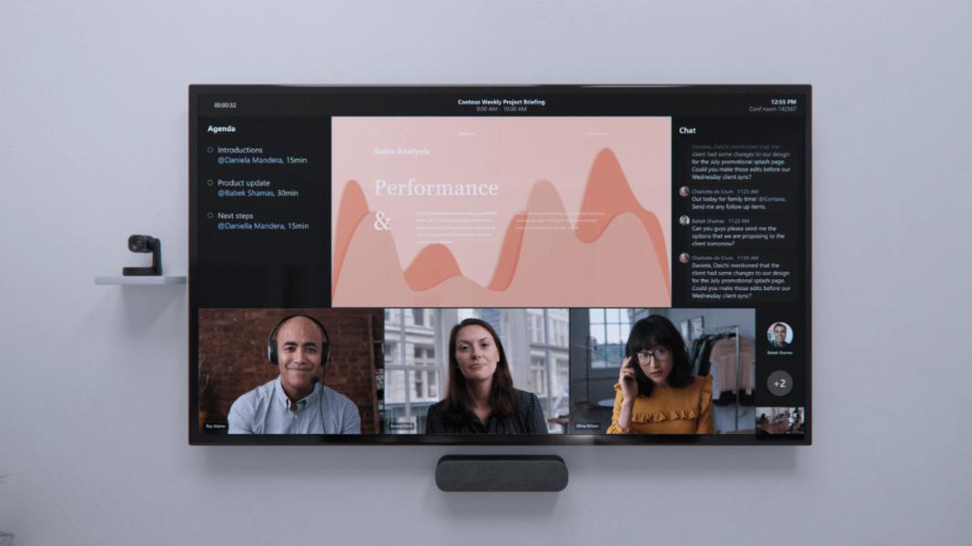 Nyheter i Microsoft Teams ökar möjligheter till hybridarbete