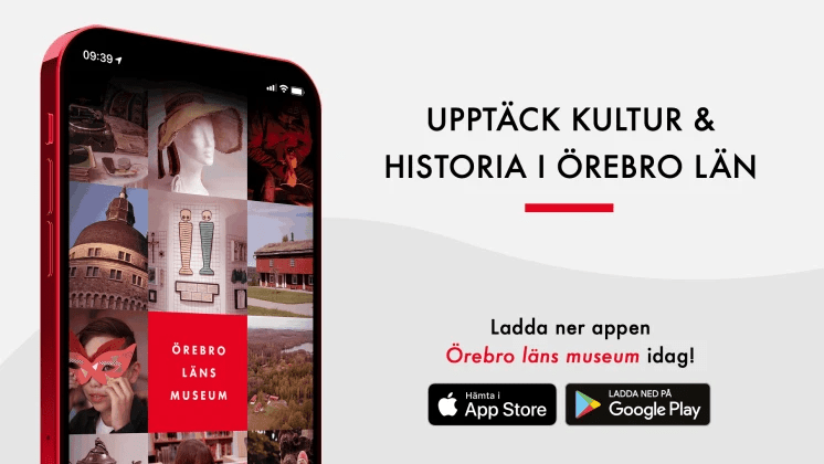 Ny app med digitala guider till Bergslagens historia