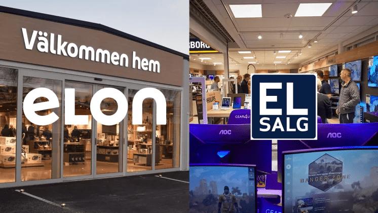 Elon inleder nordiskt samarbete med danska A/S El-Salg