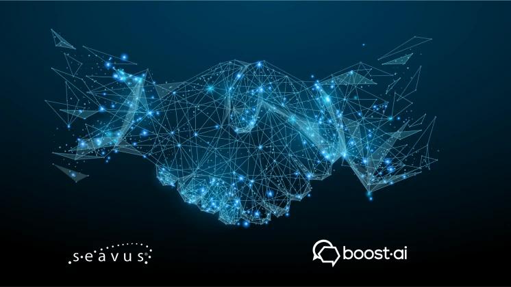 Seavus och Boost.ai tillkännager strategiskt partnerskap