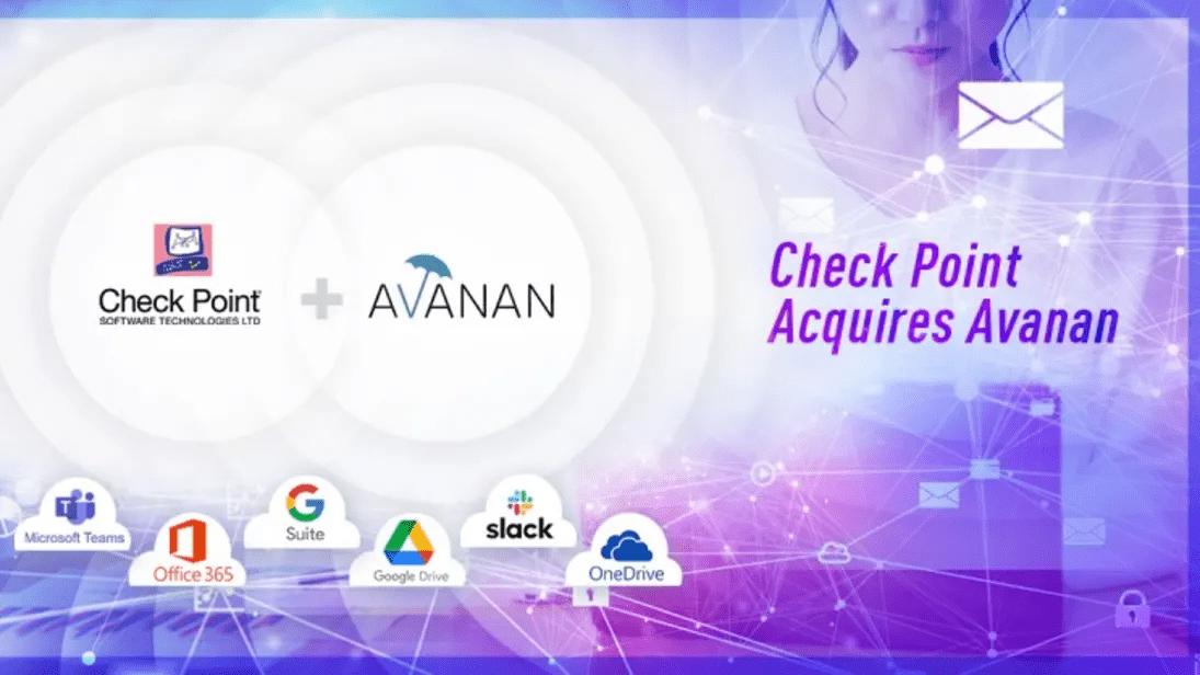 Check Point Software förvärvar Avanan