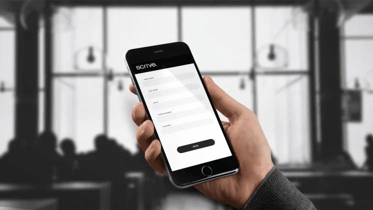Scrive möjliggör för Samsung att lansera unik abonnemangslösning