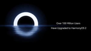 Huaweis HarmonyOS når över 100 miljoner användare bara en vecka efter lanseringen