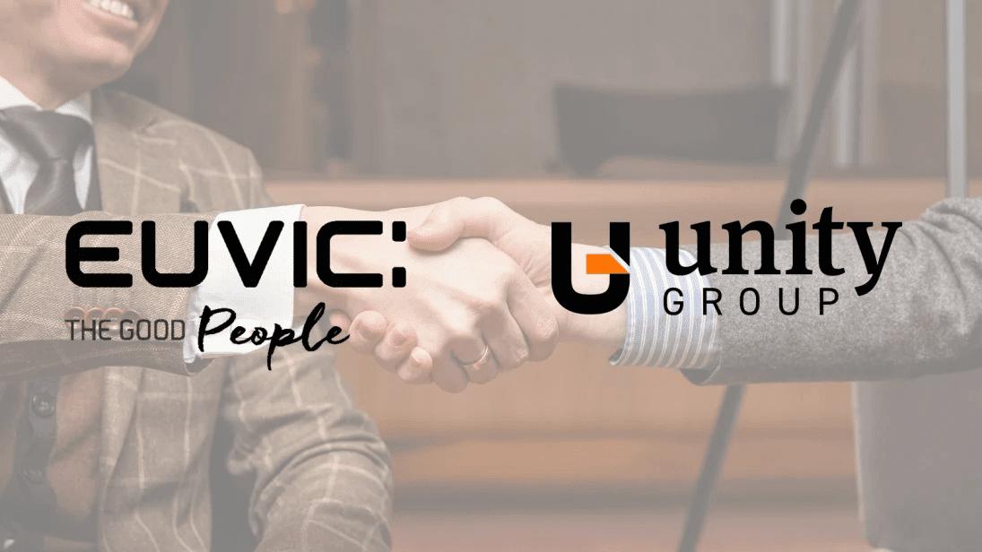 Euvic startar samarbete med Unity Group