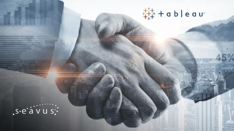 Seavus tillkännager strategiskt partnerskap med Tableau
