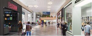 Schneider Electric står för styrentreprenaden av Terminal 5