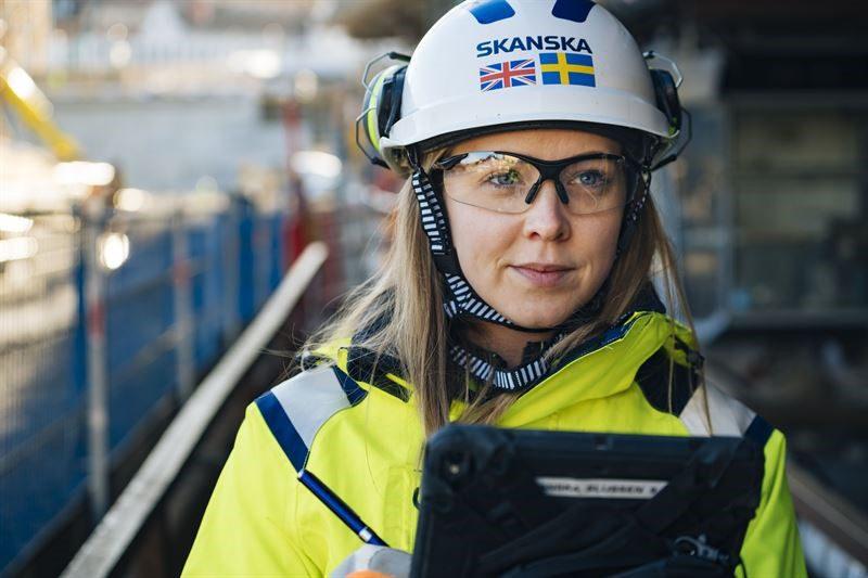 Telenor och Skanska i utökat samarbete
