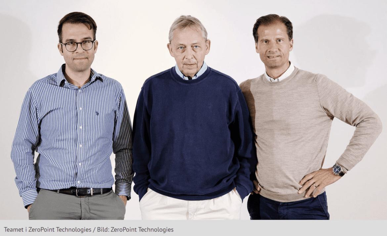 ZeroPoint Technologies tar in 25 miljoner kronor för minneskomprimering