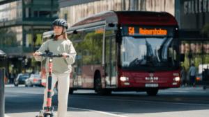 Voi bidrar till hållbara städer