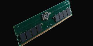 Kingston Technology första tredjepartstillverkare med DDR5-minnen validerade för Intel-plattformar