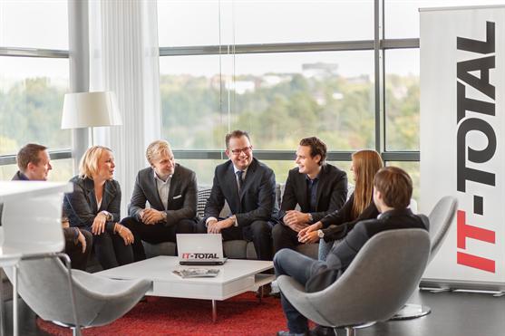 IT-Total levererar nytt trådlöst nätverk till Ljusdals kommun