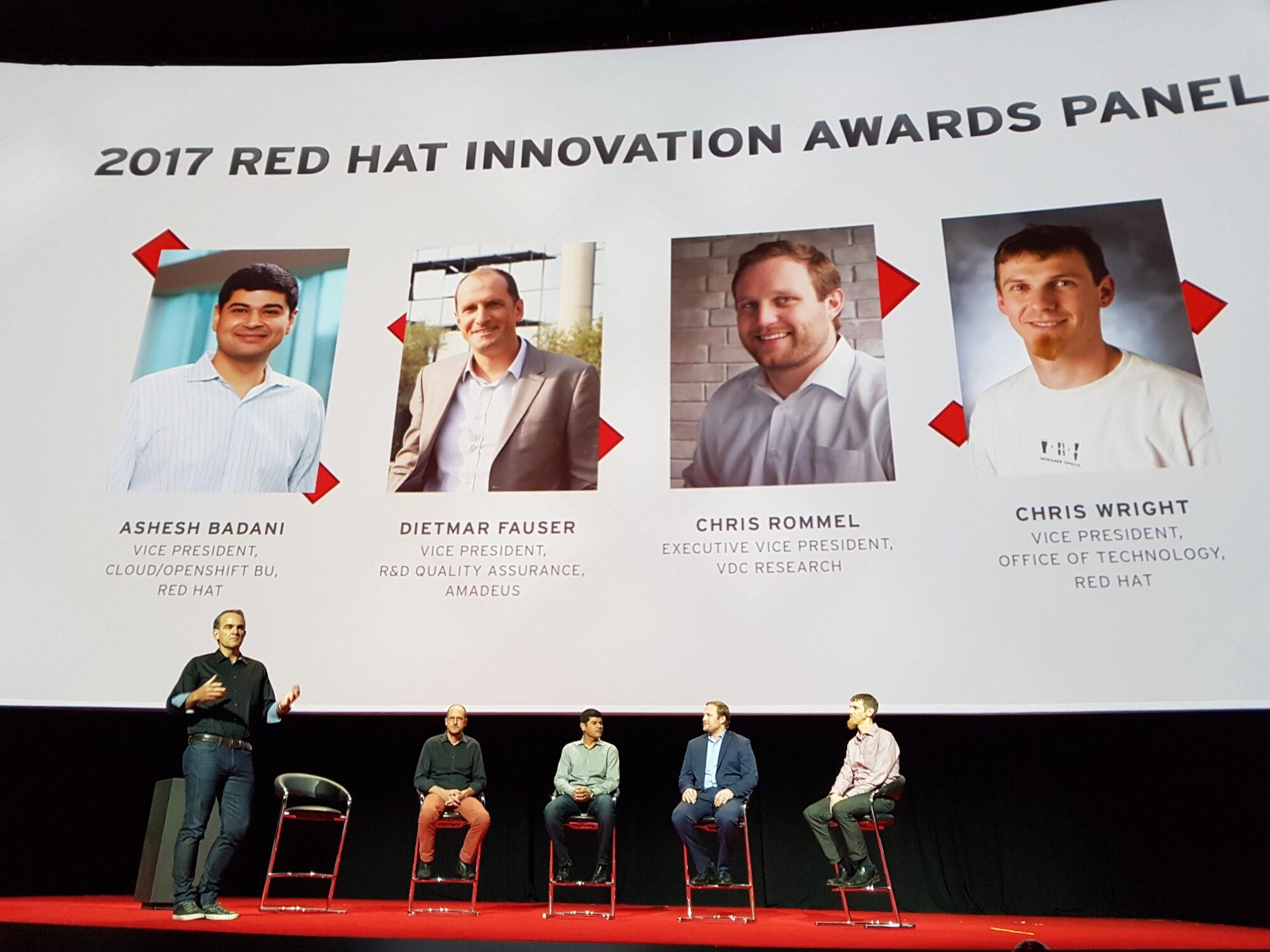 Red Hat Summit 2017