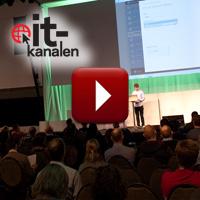 TV från Virtualiseringsdagen 2014: Stefan Andersson, vd Viridis IT