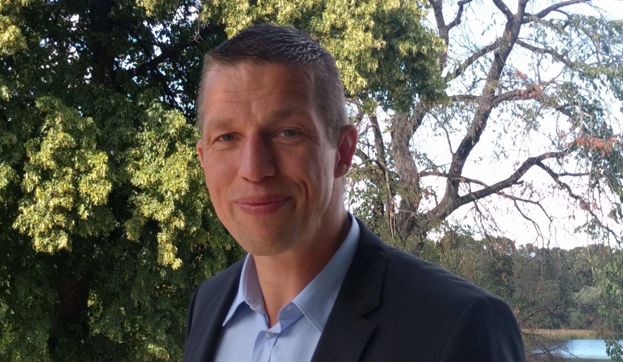 David Lindgren – Vill leda den digitala revolutionen