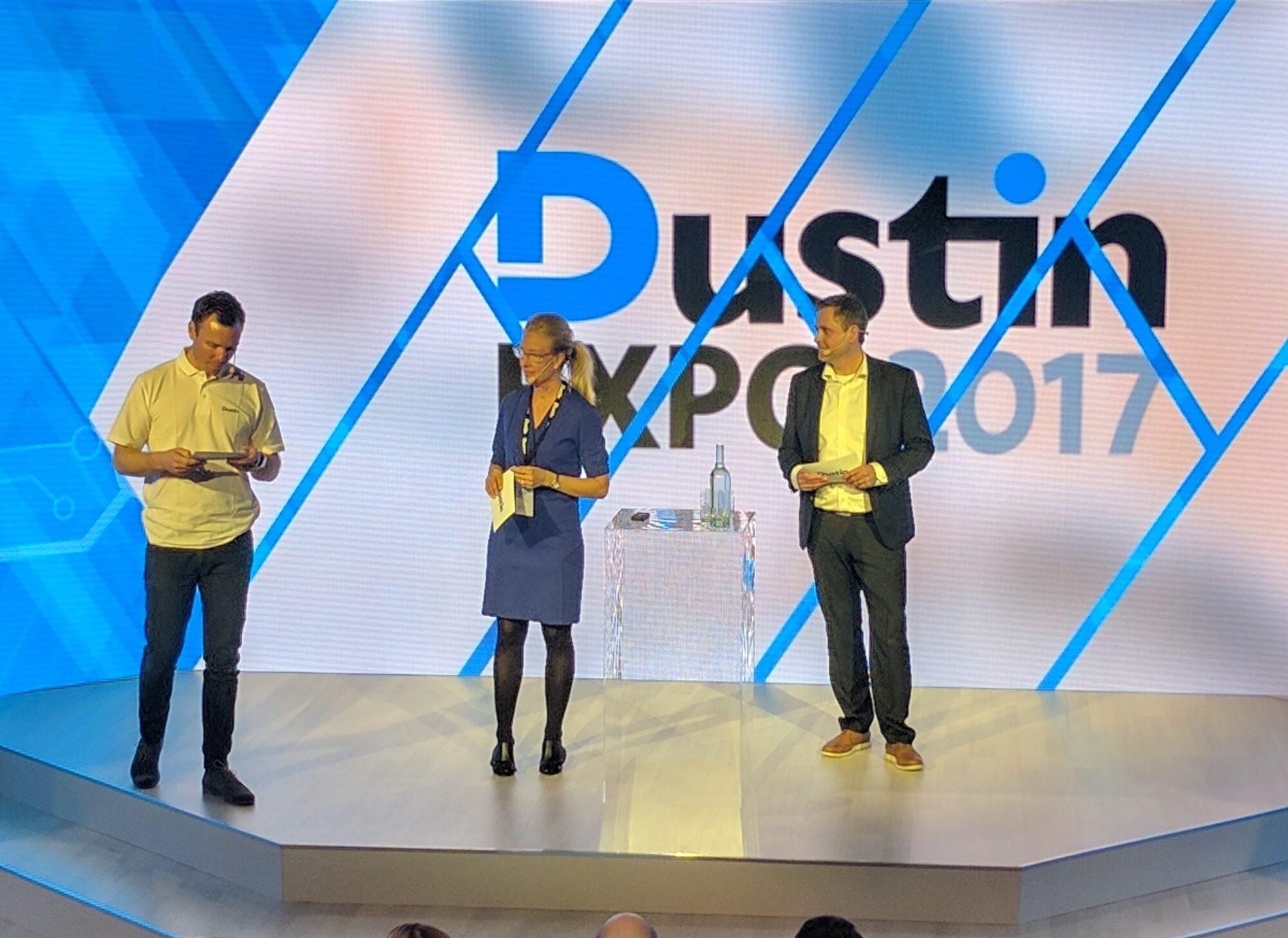 Dustin Expo – Nordens största IT- och hemelektronikmässa