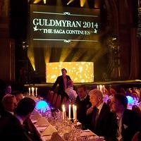 Liveblogg: Guldmyregalan 2014