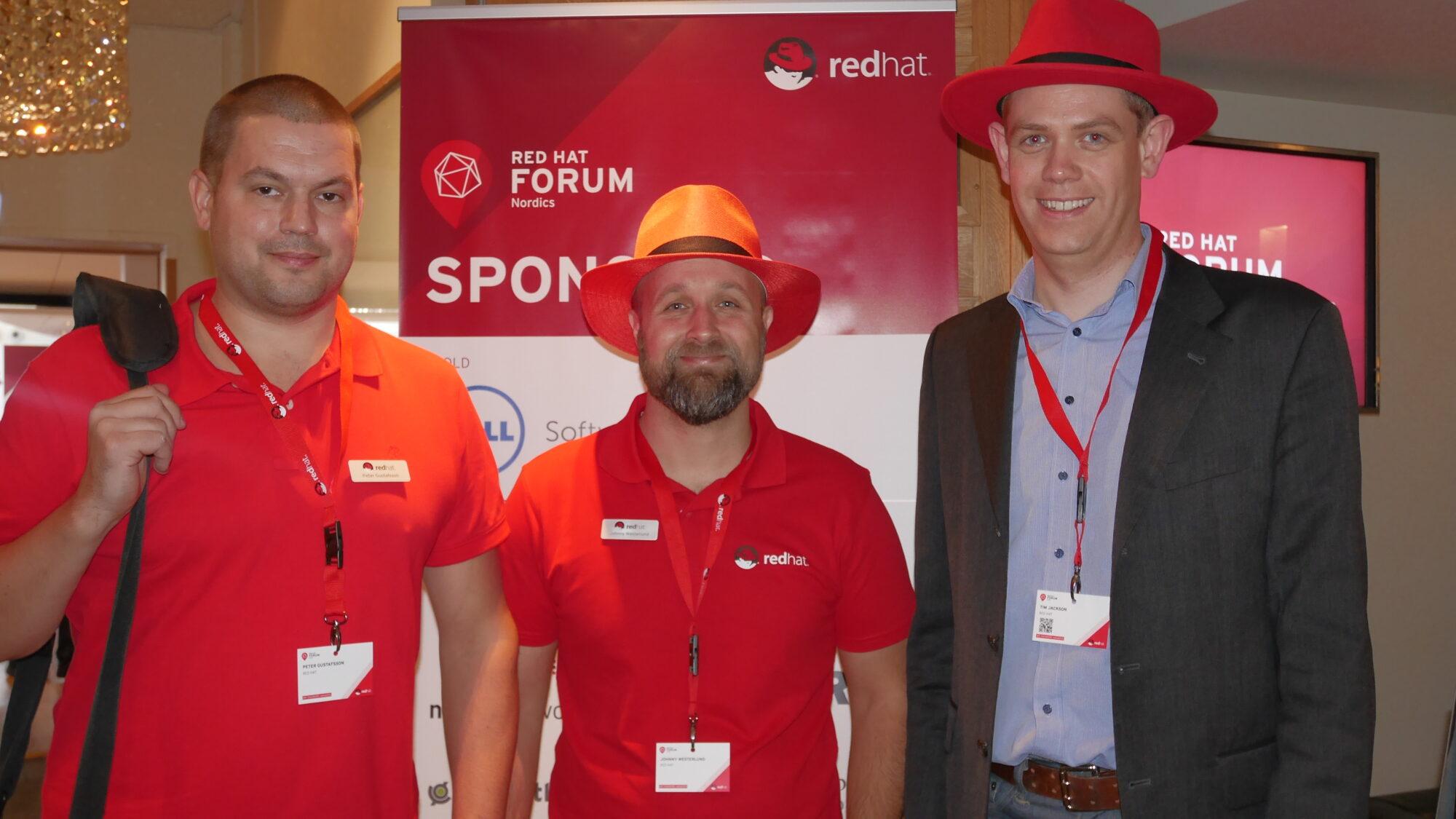 Red Hat summit 2015 i Münchenbryggeriet