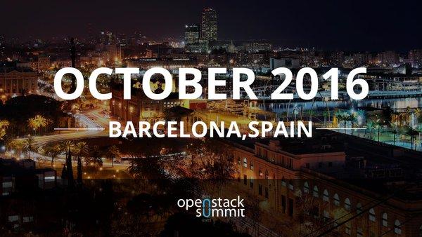 SUSE visar upp SUSE OpenStack Cloud 7 på OpenStack Summit in Barcelona