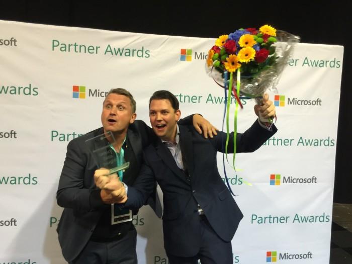 Sigma vinnare på Microsoft Partner Awards – andra året i rad