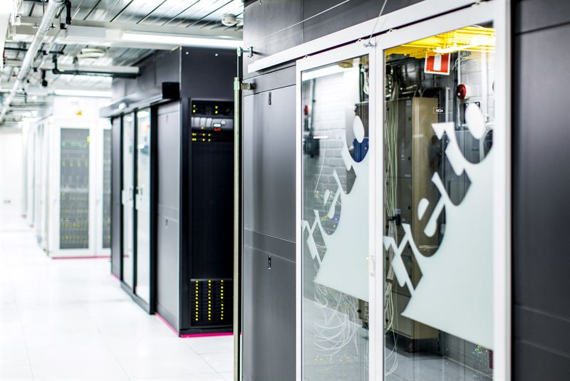Mängden data växer lavinartat – Tieto utökar datacenterkapaciteten i Norden