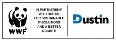 Dustin samarbetar med WWF med fokus på cirkulär ekonomi
