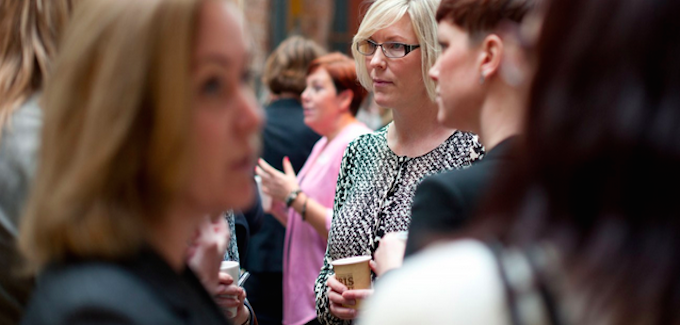 Fler kvinnor till IT-och telekombranschen ett sätt att möta kompetensbristen