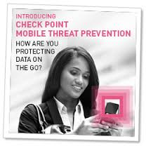 Check Point lanserar unik säkerhetslösning för mobiler