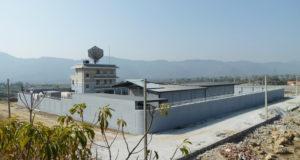 Prefabricerat datacenter till Nepal