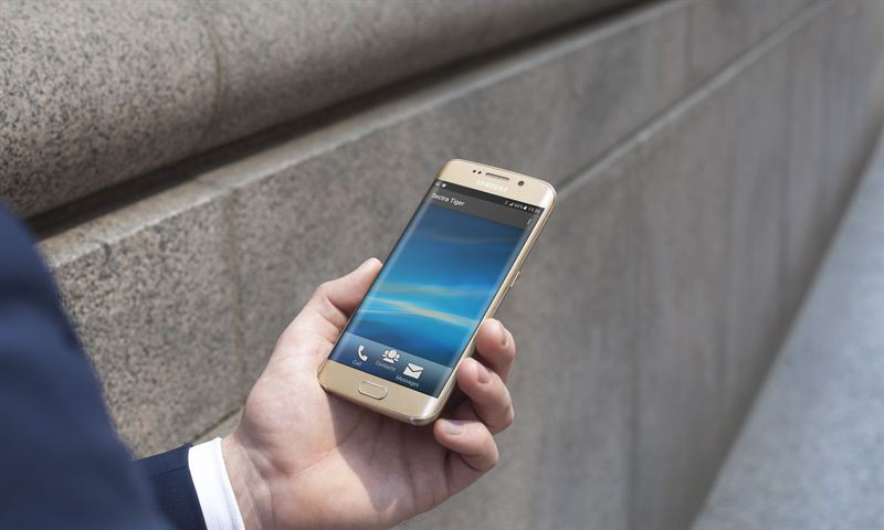 Sectra och Samsungs samarbete för säker smartphone