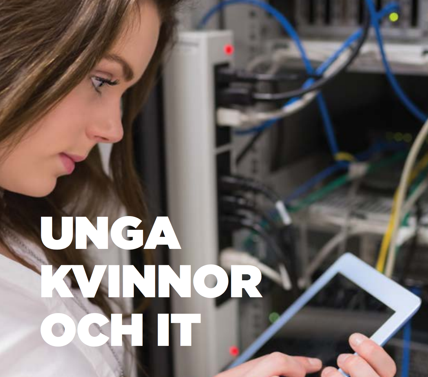 Ökning av unga kvinnors intresse för IT-branschen