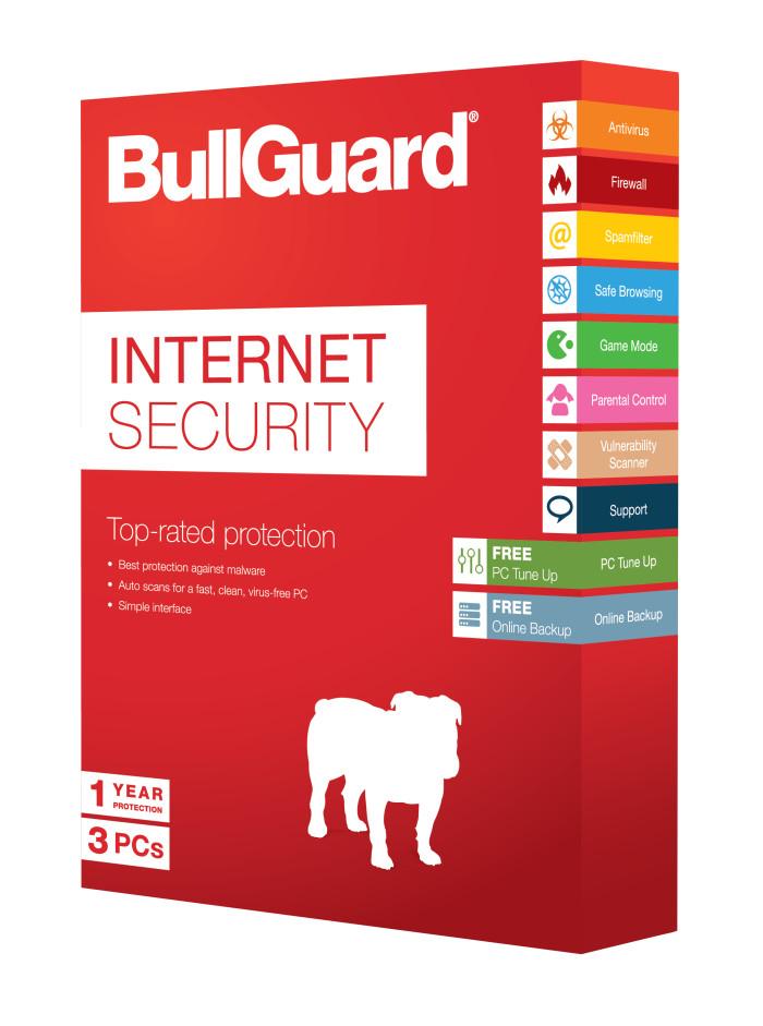 Skydd mot mobbning, kidnappning och andra hot i BullGuard Internet Security
