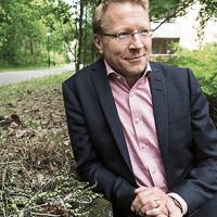 """EMC-chefen Mats Oretorp: """"Vi måste göra våld på oss själva"""""""