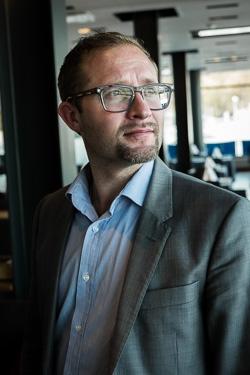 Per Gustafsson, sverigechef VMware.