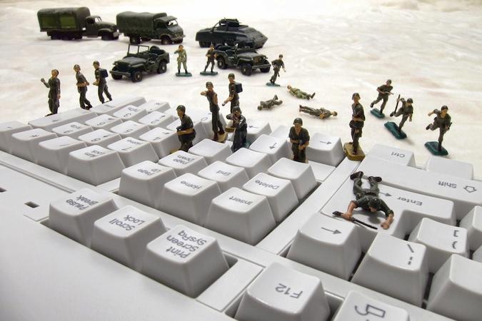 Ny rapport om cybersäkerhet analyserar läget i en värld som inte bara handlar om skadlig kod