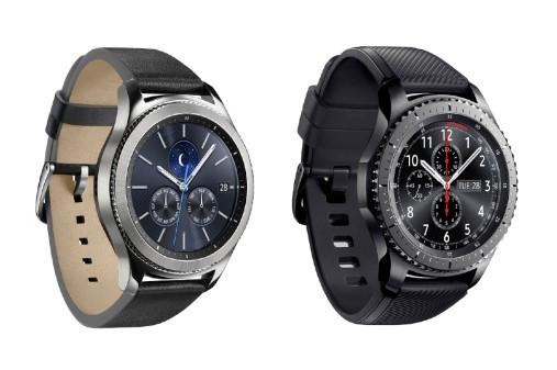 Samsung Gear S3 – Nyskapande smartklockan som sammanför teknik, design och mode