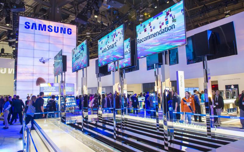 Samsung manifesterar meningsfull innovation under Las Vegas CES 2017