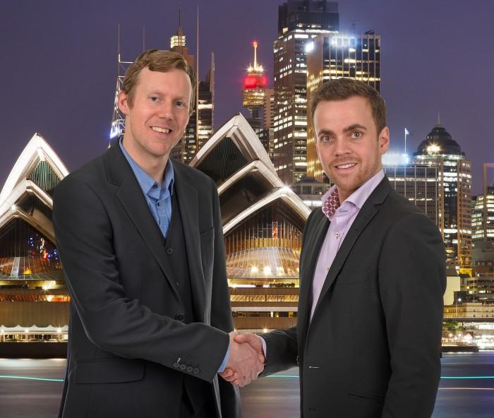 Smartsign expanderar i Australien