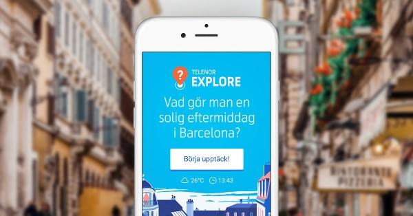 Efter slopade roamingavgifter – Telenor släpper resetjänst